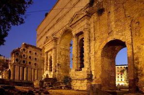 Italie-Rome, Hôtel Portamaggiore