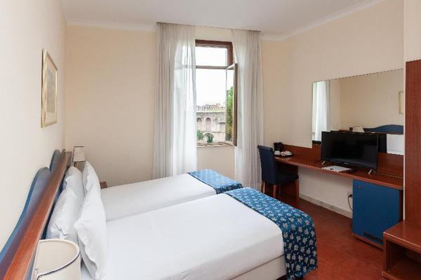 Chambre - Portamaggiore 3* Rome Italie