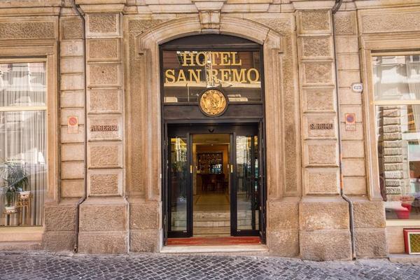 Autres - San Remo 3* Rome Italie