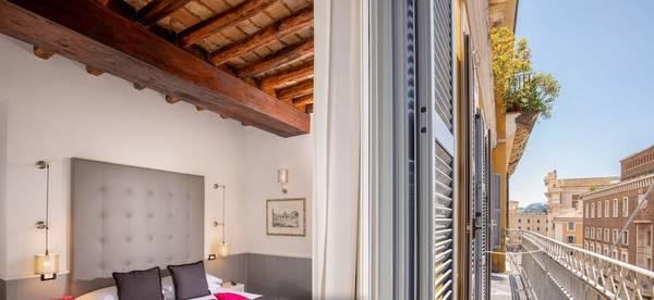 Facade - Stay Inn 3* Rome Italie