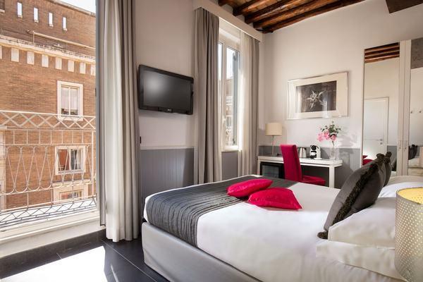 Chambre - Stay Inn 3* Rome Italie