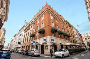 Italie-Rome, Hôtel Tito