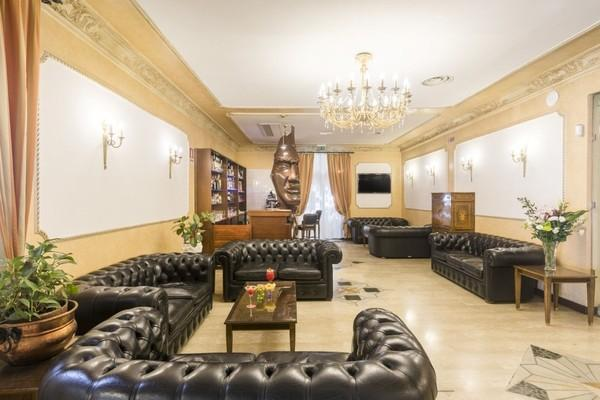 h tel villa rosa rome italie d s 146 opodo. Black Bedroom Furniture Sets. Home Design Ideas