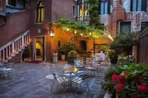 Italie-Venise, Hôtel San Moisè