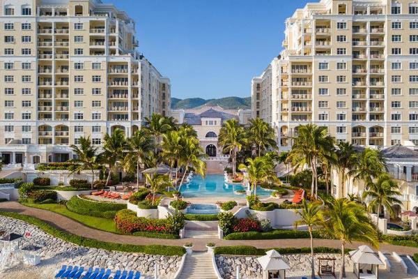 Facade - Jewel Grande Montego Bay Resort&spa 5* Montegobay Jamaique