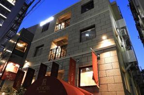 Japon-Tokyo, Hôtel Act Hotel Roppongi