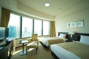 Japon-Tokyo, Hôtel Park Hotel Tokyo 4*