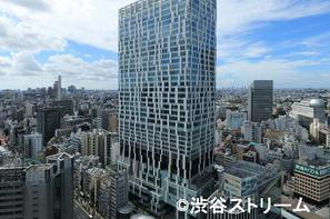 Japon-Tokyo, Hôtel Shibuya Stream Excel Hotel Tokyu 4*