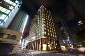 Japon-Tokyo, Hôtel Solaria Nishitetsu Hotel Ginza
