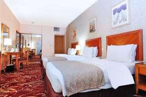 Jordanie-Amman, Hôtel Geneva Hotel