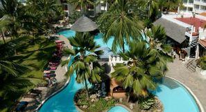 Kenya-Mombasa, Hôtel Bamburi Beach Hotel