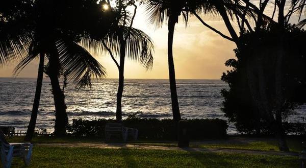 Facade - Baobab Beach Resort 4* Mombasa Kenya