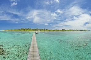 Maldives-Male, Hôtel Fun Island Resort & Spa
