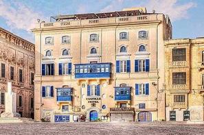 Malte-La Valette, Hôtel Castille