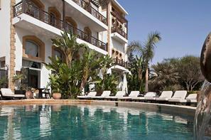 Maroc balnéaire-Essaouira, Hôtel Ocean Vagabond