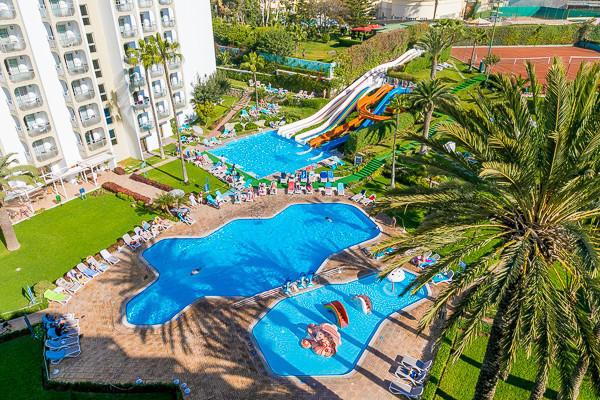 Séjour Maroc - Hôtel Kenzi Europa