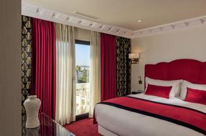 Maroc-Casablanca, Hôtel Le Casablanca Hotel