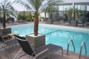 Maroc-Casablanca, Hôtel Movenpick Hotel Casablanca