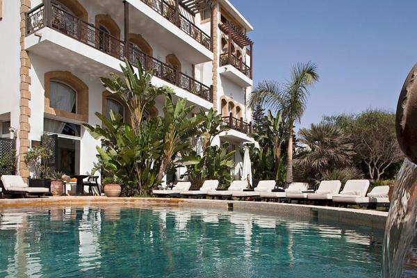 Facade - Ocean Vagabond 4* Essaouira Maroc