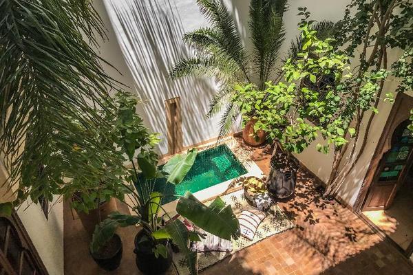 Piscine - Dar Zaman 4* Marrakech Maroc