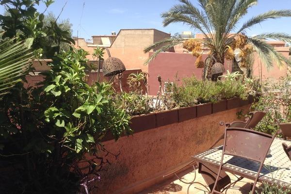 Terrasse - Dar Zemrane 4* Marrakech Maroc