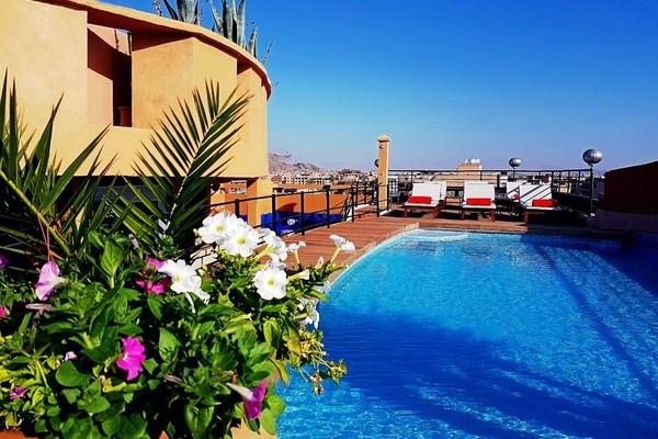 Piscine - Fashion 3* Marrakech Maroc