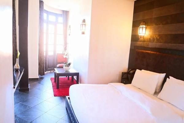 Chambre - Fashion 3* Marrakech Maroc
