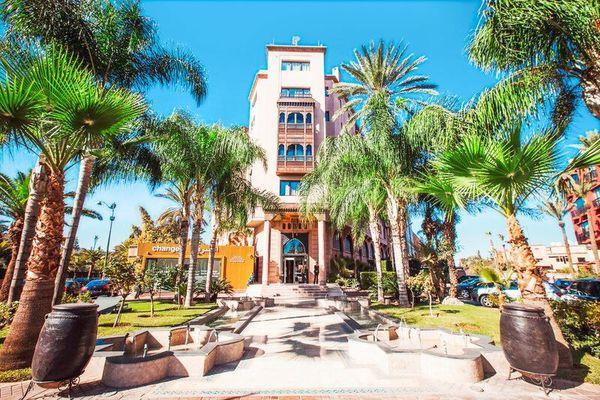 Autres - Hivernage 5* Marrakech Maroc