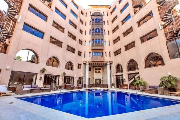 Piscine - Hivernage 5* Marrakech Maroc