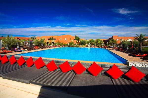 Piscine - Kenzi Club Agdal Medina 5* Marrakech Maroc