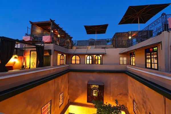 Facade - La Maison Nomade 3* Marrakech Maroc