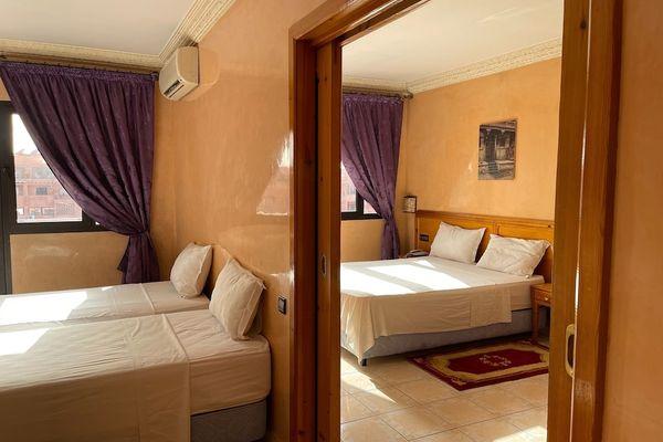 Chambre - Majorelle 3* Marrakech Maroc