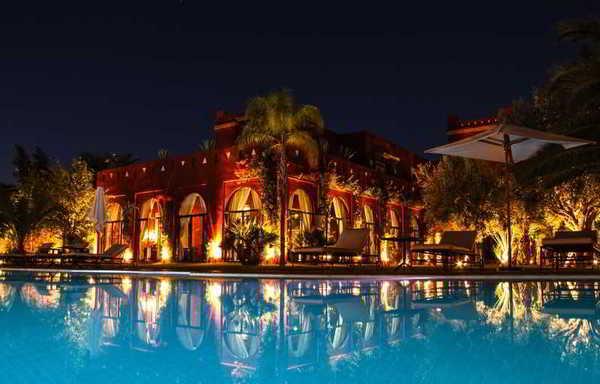 Facade - Palais El Miria 5* Marrakech Maroc