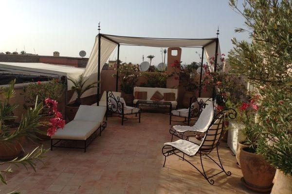 Riad Irene 3*, Marrakech