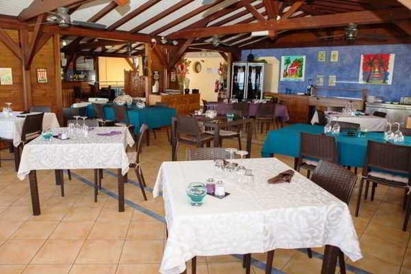 Restaurant - Corail Résidence 3* Fort De France Martinique