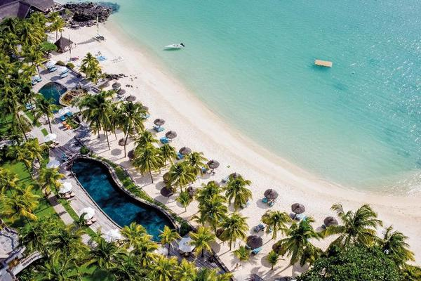 Facade - Royal Palm Beachcomber Luxury 5*Lux Mahebourg Ile Maurice
