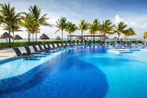 Mexique-Cancun, Hôtel Bluebay Grand Esmeralda