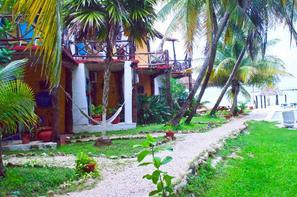 Mexique-Cancun, Hôtel Casa Mexicana