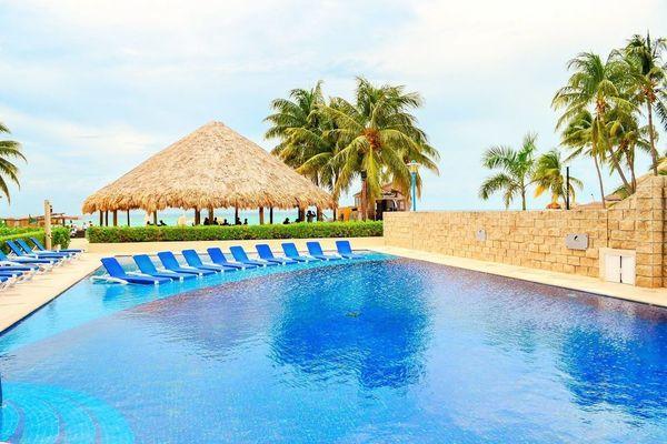 Autres - Ixchel Beach Hotel 4* Cancun Mexique