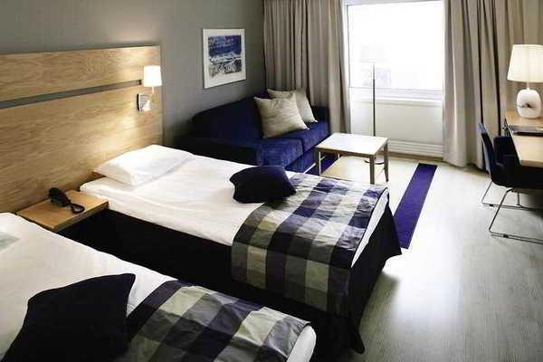 Chambre - Thon Hotel Oslofjord 4* Oslo Norvege