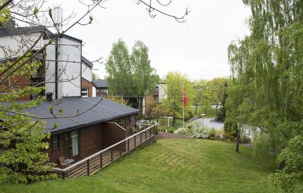 Facade - Thon Vettre 3* Oslo Norvege