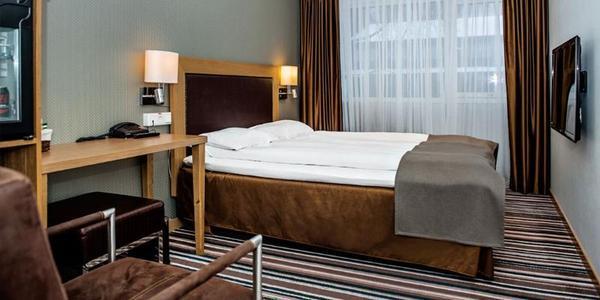 Chambre - Thon Vettre 3* Oslo Norvege
