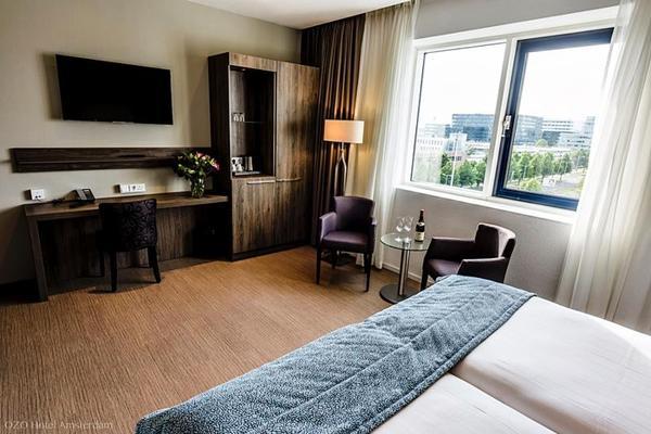 Facade - Ozo Hotel 4*