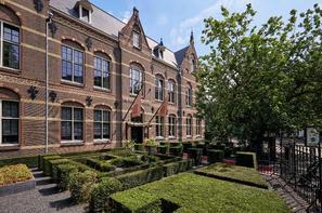 Pays Bas-Amsterdam, Hôtel The College