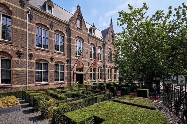 Facade - The College 4* Amsterdam Pays Bas