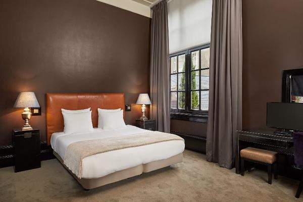 Chambre - The College 4* Amsterdam Pays Bas