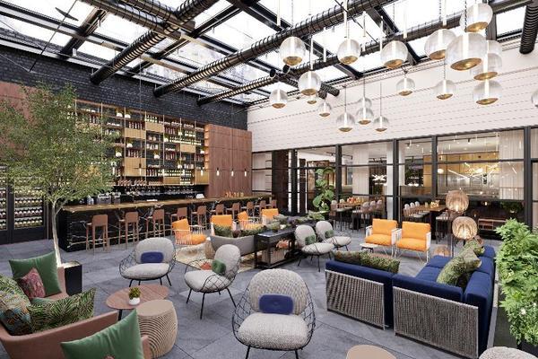 Bar - Golden Tulip Warsaw Center 4*