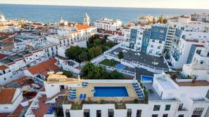 Portugal-Faro, Hôtel Colina Do Mar