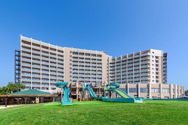 Facade - Jupiter Albufeira Hotel 4* Faro Portugal