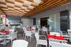 Portugal-Faro, Hôtel Muthu Clube Praia Da Oura